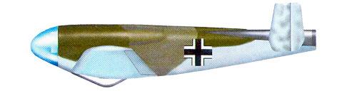 Планер-истребитель DVL