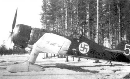 Финское наступление 1941 г
