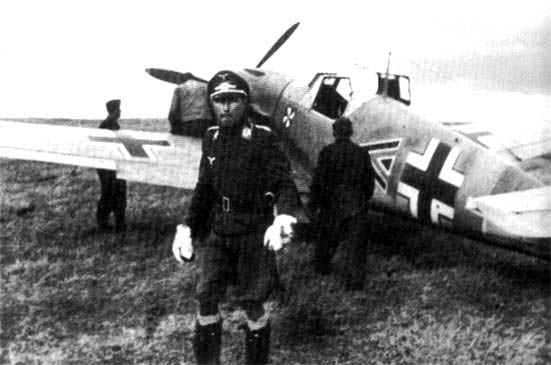JG 51 в бою
