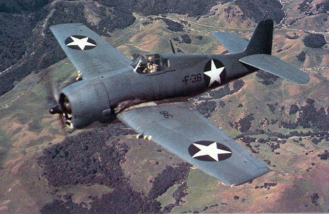 «Корсары» авиации ВМС США