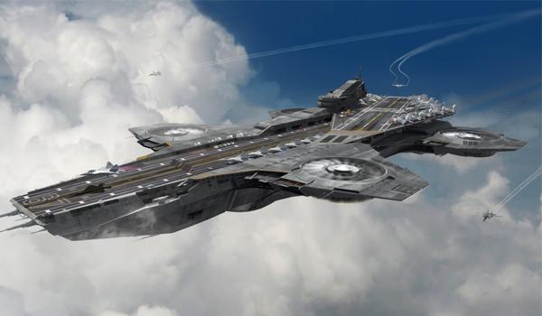 Летающие авианосцы