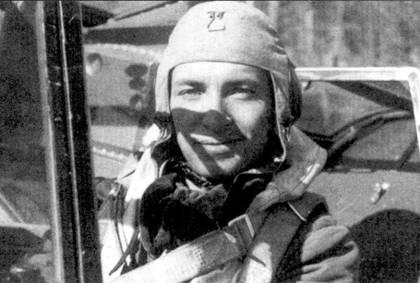 Летчики-испытатели на войне