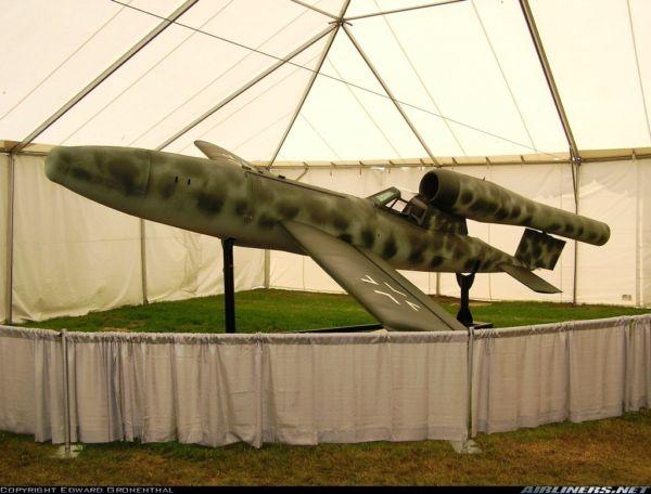Немецкие летающие бомбы