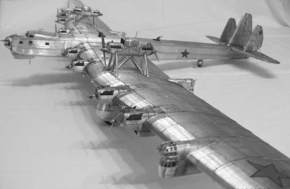 ТБ-6, не летавший никогда
