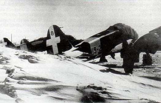 Итальянская авиация на Восточном фронте