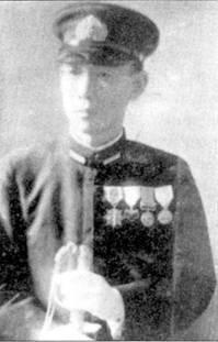 Уоррент-офицер Каничи Кашимура