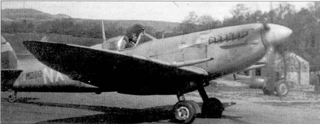 «Спитфайры» против самолетов- снарядов V-1
