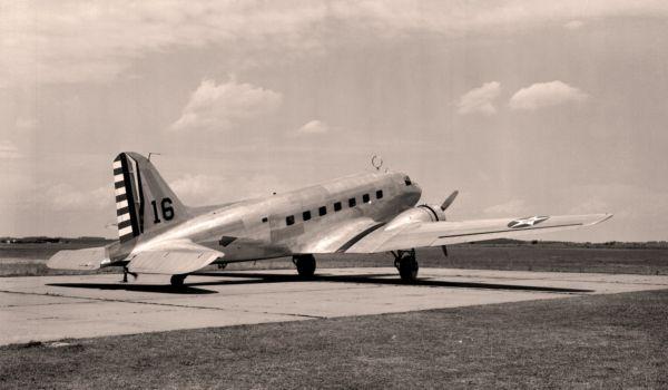 Выпуск самолетов в США с начала Второй Мировой войны